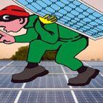 Antifurto per Pannelli Solari Fotovoltaici