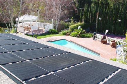 pannelli solari piscina