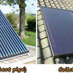 Impianto Solare Termico come produrre acqua calda dal sole