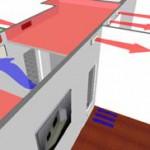 Riscaldamento con Pannelli Fotovoltaici e Impianto con Condizionatori Canalizzati