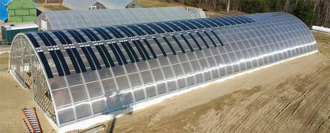 serra fotovoltaica thin film