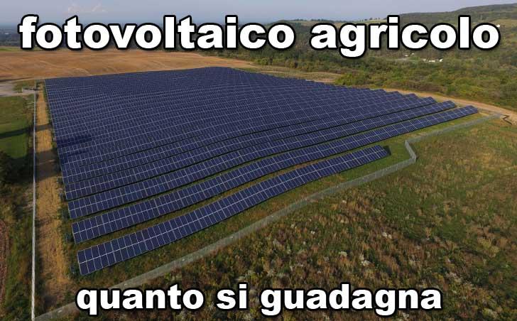 fotovoltaico-agricolo