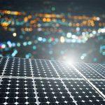 Pannelli fotovoltaici che funzionano di notte
